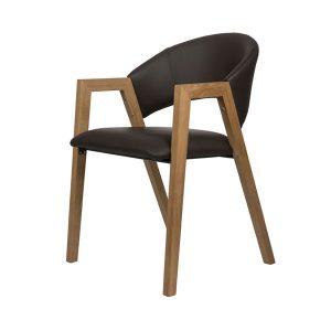 tafelsenstoelen.nl - Jelle wood armstoel