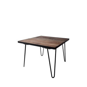 tafelsenstoelen.nl - Salontafel Stripe vierkant
