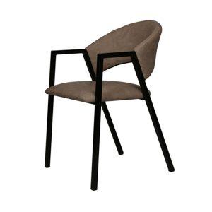 tafelsenstoelen.nl - Jelle metal armstoel