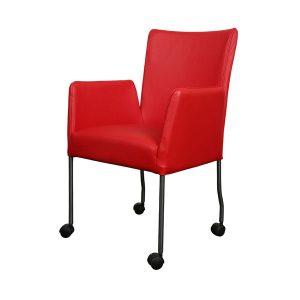 tafelsenstoele.nl - Tivoliarmstoel met wielen
